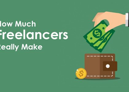 how much freelancers really make