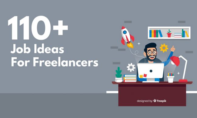 Ideen Job.110 Easy Freelance Job Ideas For Beginners