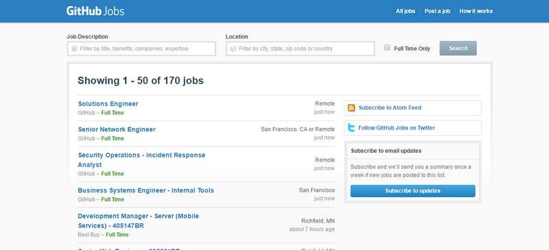 github-jobs