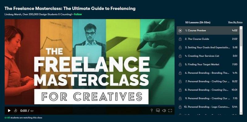 freelance masterclass