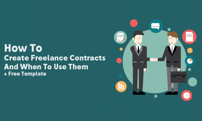 Freelance Contracts: When To Use Them And How To Create One (+ Free ...