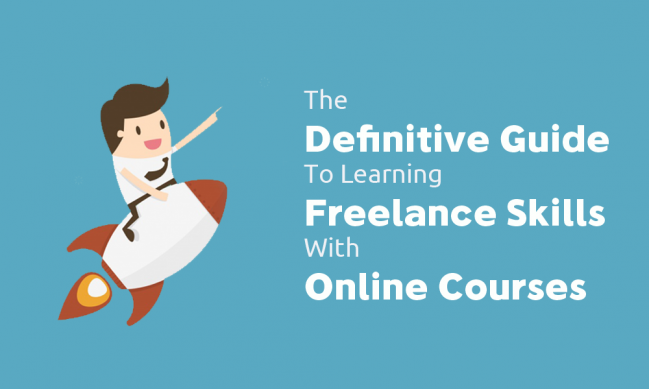 How To Learn The Top 5 Freelance Skills With Online Courses