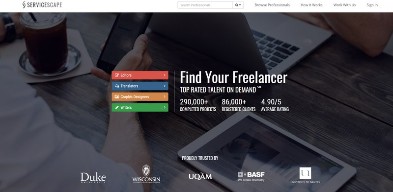21+ New Low Competition Freelancing Sites You Should Try 5