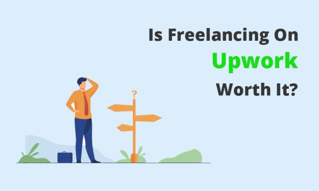 freelancing on upwork worth it
