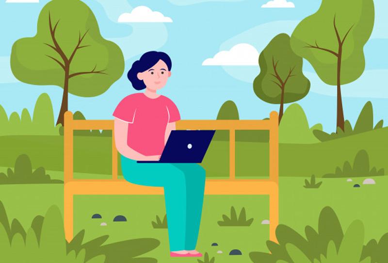 find work environment