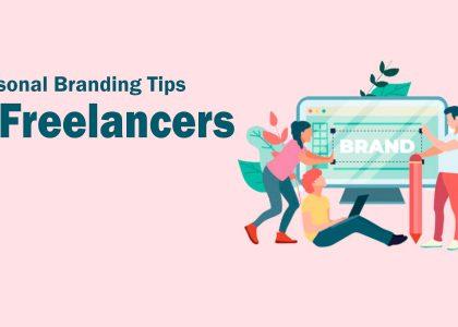 personal branding tips for freelancers