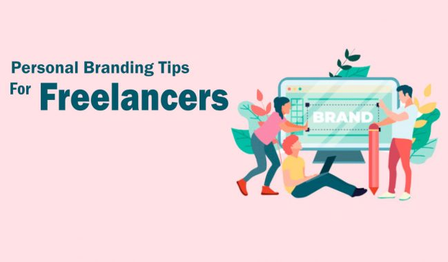 personal branding tips for freelancers
