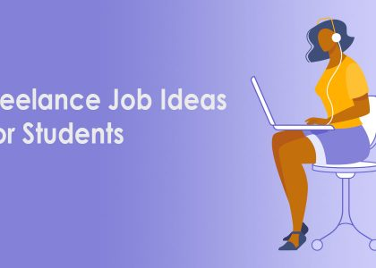 freelance jobs for students