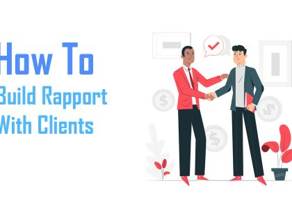 how to build rapport with clients